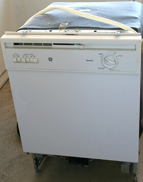 Countertop Dishwasher Heated Dry : ... Steel Dishwasher: Ge Profile Stainless Steel Dishwasher For Sale